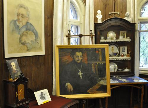 Сергей Дурылин, дом-музей в Болшево
