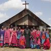 Православная Африка: христиане из племени масаи