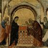 Сретение: Симеон Богоприимец и его сомненья