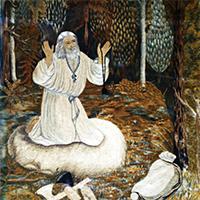Народный святой – изображения преподобного Серафима Саровского. Блог арт-директора «Нескучного сада» Дмитрия Петрова