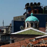 Русский Стамбул: храм под угрозой