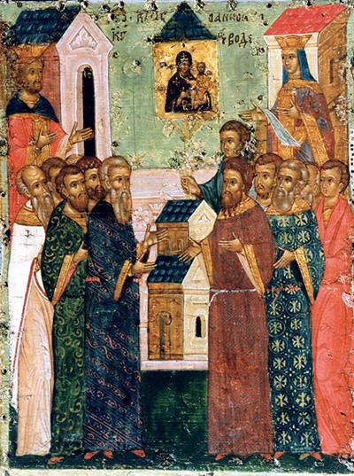 Когда святые апостолы петр (память 29 июня и 16 января) и иоанн богослов (память 8 мая и 26 сентября)