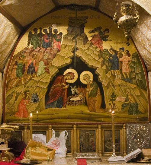 Рождество Христово. Икона из пещеры ...: www.nsad.ru/articles/rozhdestvo-hristovo-vsemirnaya-slava