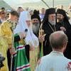 Патриарх Кирилл заложил на Кипре русский храм