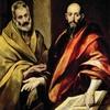 Апостолы Петр и Павел: интернациональные имена