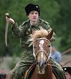 Сорок лошадей отца Бориса Кицко