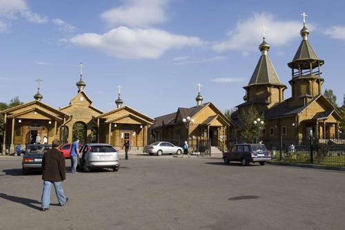 Общение участников христианских лагерей лесная церковь, организованных павлом тимофеевичем рытиковым с 1975-1979