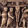 Крестопоклонная Неделя: иконы Распятия