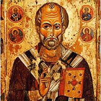 Богослужебные тексты для общего народного пения: святителя НИКОЛАЯ (18-19 декабря)