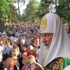 Патриарх Кирилл на польском Фаворе
