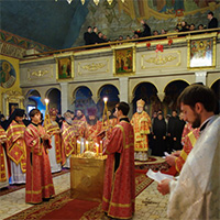 Преполовение: точка напряжения между Пасхой и Пятидесятницей