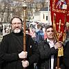 Защитники Церкви вышли на площадь