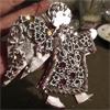 Рождественские украшения: Мерцающий ангел