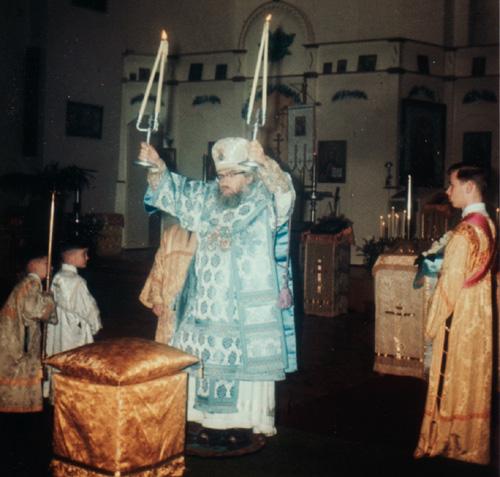 Святитель Иоанн, архиепископ Сан-Францсский