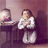 Петр Борель: француз рисует русских святых