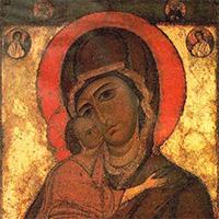 Богородичные песнопения: соединение несовместимого