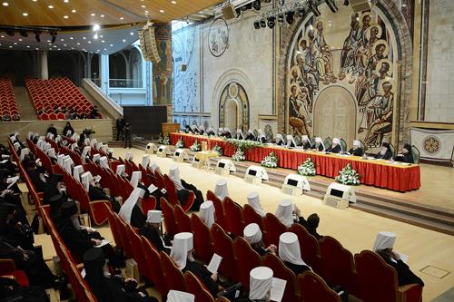 Архиерейский Собор: что изменилось в Уставе Русской Церкви