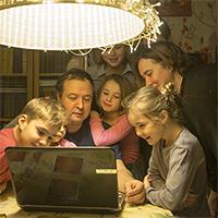 Басиловы: семья как пароход