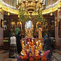 Богослужебные тексты для общего народного пения: День Святой Троицы. Пятидесятница (22 - 23 июня 2013 г.)