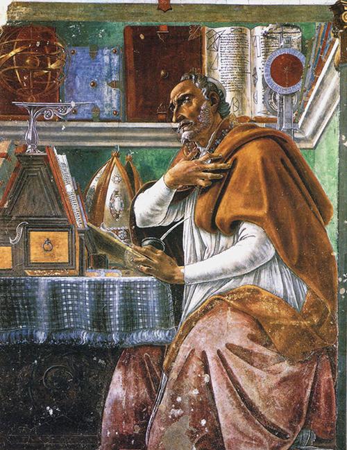 Блаженный Августин: ответы на современные вопросы