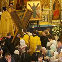 Когда и как поклониться кресту св. апостола Андрея Первозванного в Москве