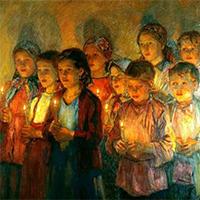 Дети, выросшие в церкви: остались-вернулись-ушли