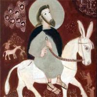 Вход Господень в Иерусалим глазами поэта Тимура Кибирова