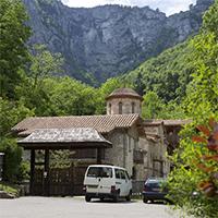 Французский Афон: монастырь архимандрита Плакиды (Дезея) в горах Прованса