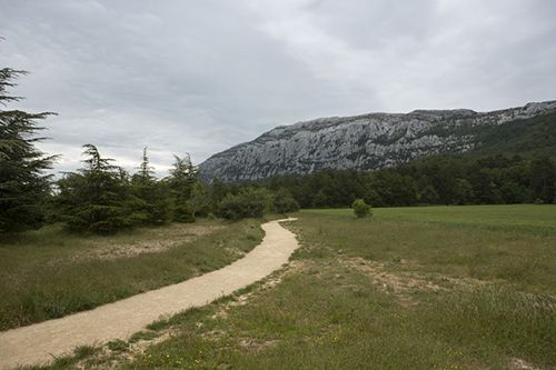 пещера в горах Сент-Баум