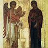 Устюжское Благовещение: тайна воплощения Бога