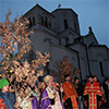 Как празднуют Рождество Христово: Сербия