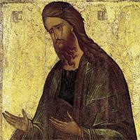 Иоанн Предтеча: «проповедник Христова истощания»