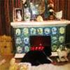 Подарки на Рождество своими руками: Домик феи и волшебный камин