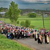 В чем смысл крестного хода по городу или между городами и селами?