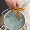 Крещенская вода: как ее пить?