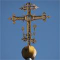 Кресты на куполах: уникальная коллекция Инвера Шейдаева
