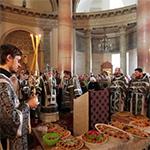 Епископ Орехово-Зуевский Пантелеимон: в пост нужно стать «радостной пищей для других»