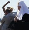 Зачем «Фемен» напали на Патриарха Кирилла?