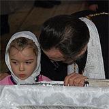 Протоиерей Алексий Уминский: как подготовить ребенка к исповеди