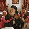 Монастырь св. Екатерины: бедуины джабалия, ризница в музее и престол на корнях