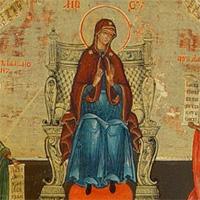 Акафист Богородице был написан как алфавитный акростих