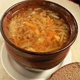 Рецепты постных блюд: постные супы
