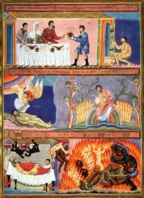 Доклад на тему ад и рай 10000
