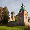 Пюхтицкий монастырь: Три ступени до Царства Небесного