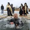 Искупаться на Крещение и выжить