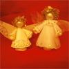 Подарок на Рождество своими руками: Ангел