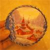 Подарки на Рождество своими руками: Волшебная шкатулка
