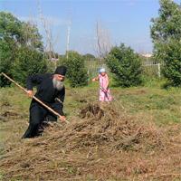 Священник Геннадий Урсов: в нашем селе и в советское время причащались все