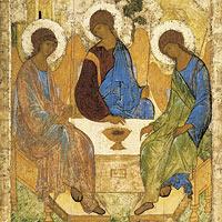 Святой иконописец. Галерея икон преподобного Андрея Рублева