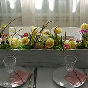 Хобби-клуб: украшение для пасхального стола в стиле кантри